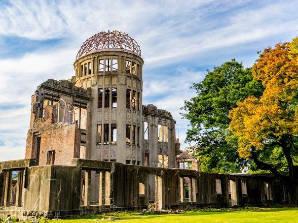 ドーム 原爆