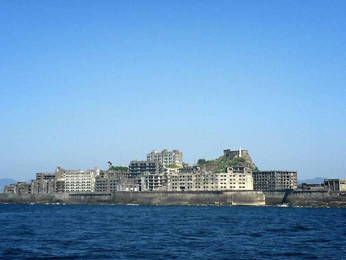 軍艦島(端島炭鉱)