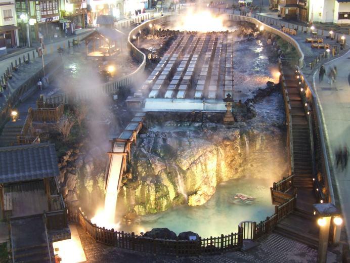日本全国の温泉地一覧 アクセス...