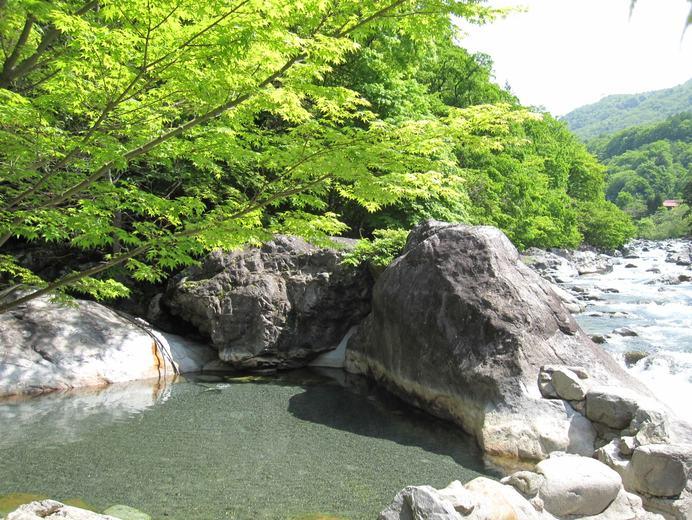 新穂高温泉(奥飛騨温泉郷)