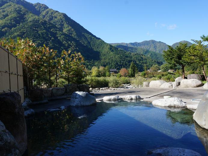 栃尾温泉(奥飛騨温泉郷)