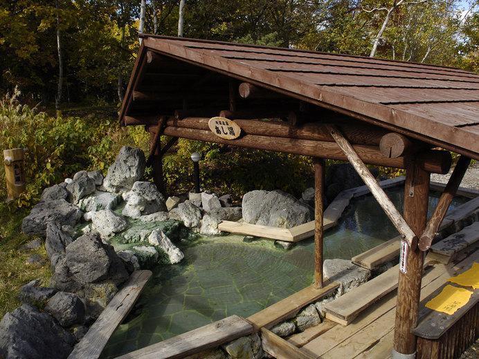 川湯温泉(北海道)